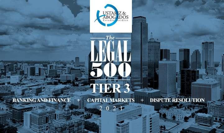 Legal 500 – edición 2021